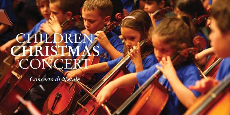 children christmas concert