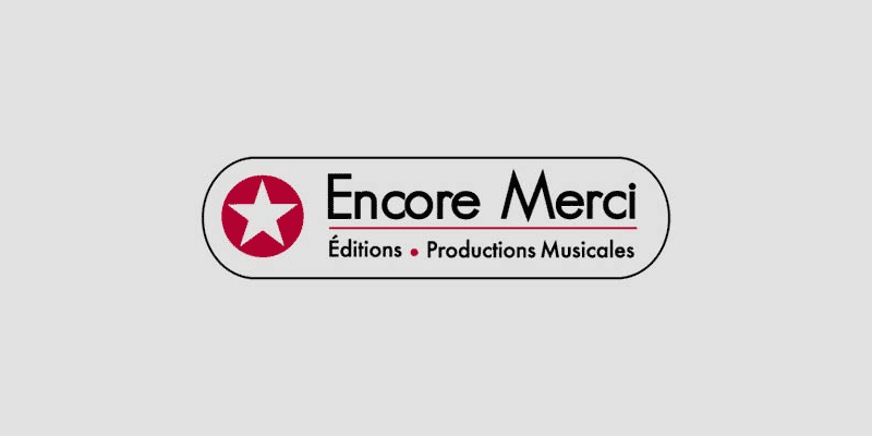 Thanks again to Encore Merci for trusting us!