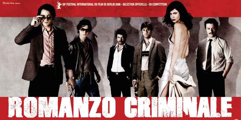 Our music for Romanzo Criminale