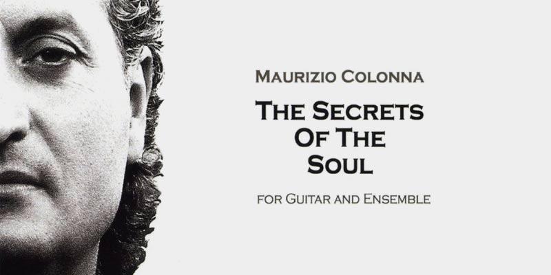 Maurizio Colonna presents his latest CD