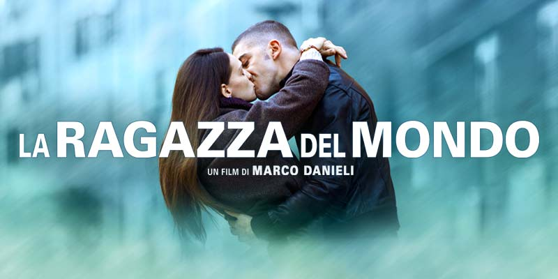 La ragazza del mondo is in theaters!