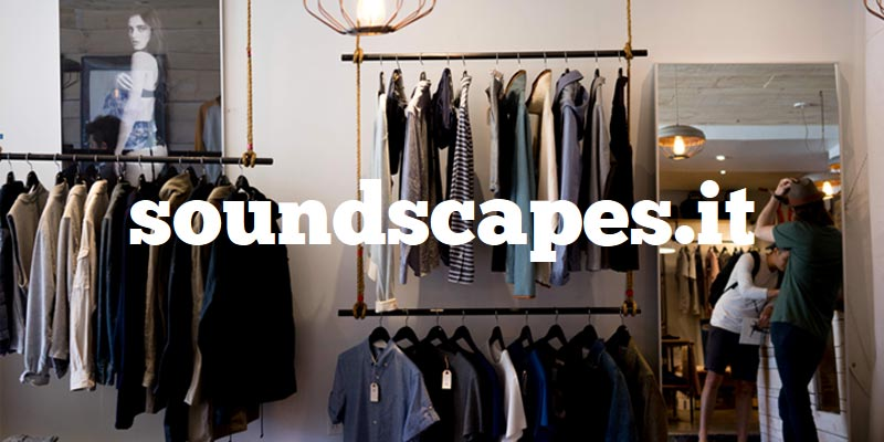 The Soundscapes.it blog is now online!