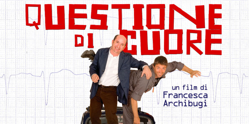 machiavelli for Questione Di Cuore trailer