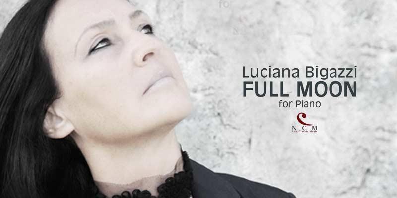 Luciana Bigazzi - Full Moon for Piano