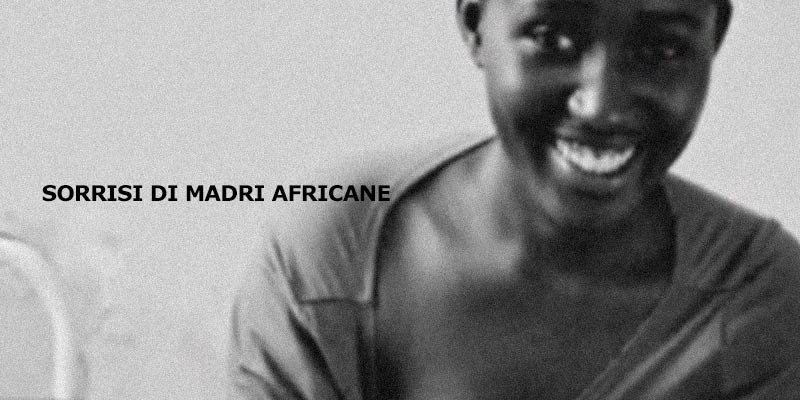 Sorrisi di madri africane: Machiavelli for charity