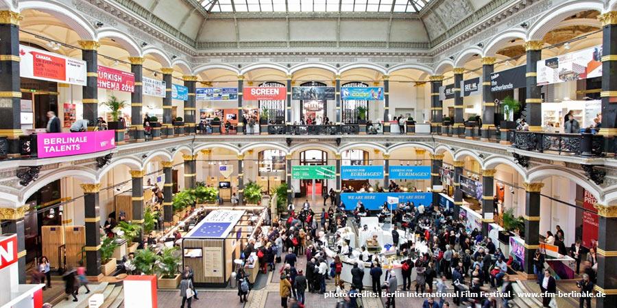 machiavelli music all efm european film market di Berlino
