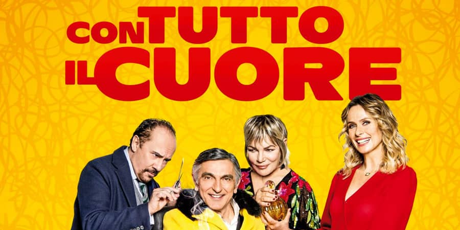 steppin out is the song chosen for the trailer of vincenzo salemme latest movie con tutto il cuore