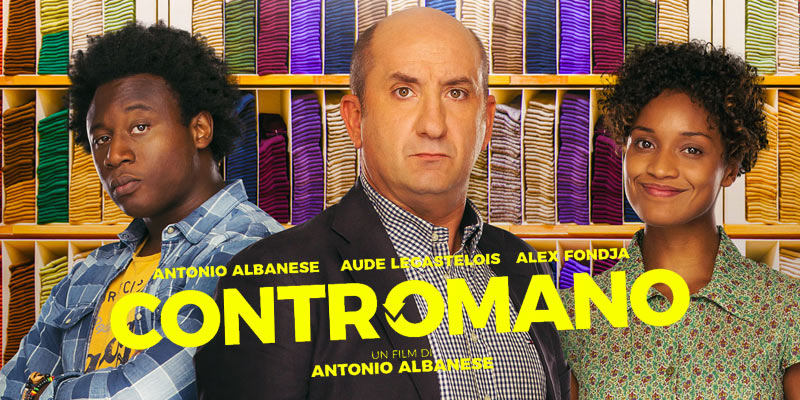 downtown streets and stylin are the soundtrack to the trailer for contromano