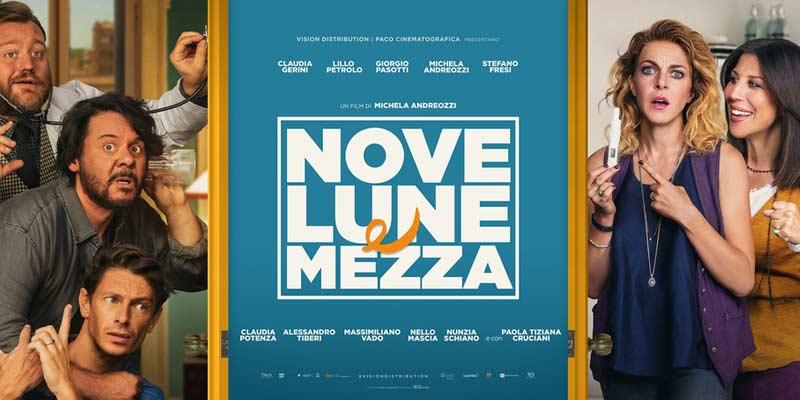 """Il nostro sound per """"Nove lune e mezza"""""""