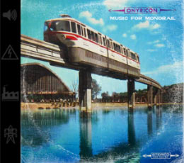 Music For Monorail cover