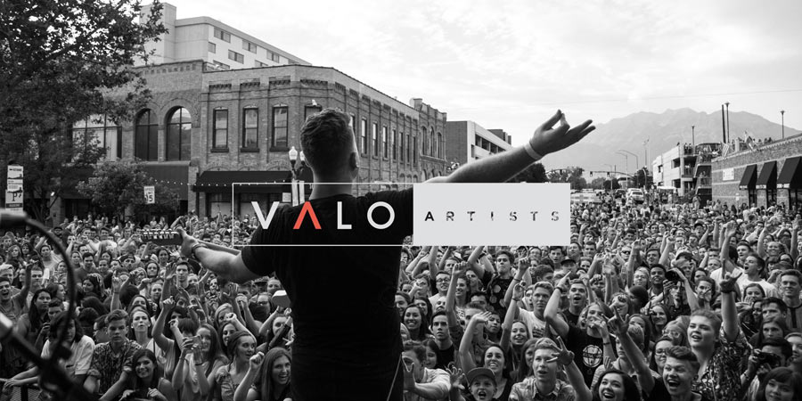 valo artists creating music that connects