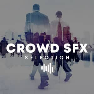 Crowd SFX Selection